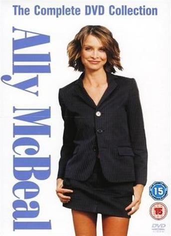 Ally McBeal: The Complete DVD Collection