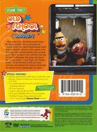 Sesame Street: Old School Vol  1: 1969-1974
