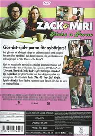 Zack och Mari gör en Porno