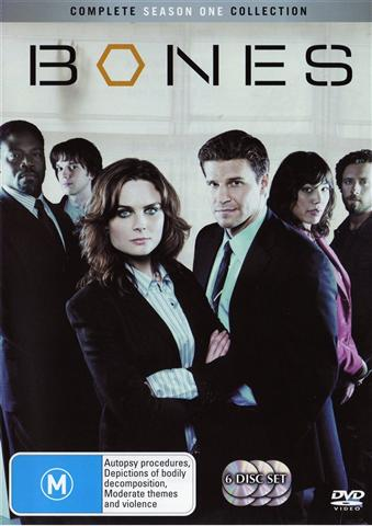 Bones: Complete Season One Collection