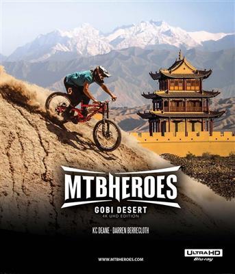 MTB Heroes: Gobi Desert