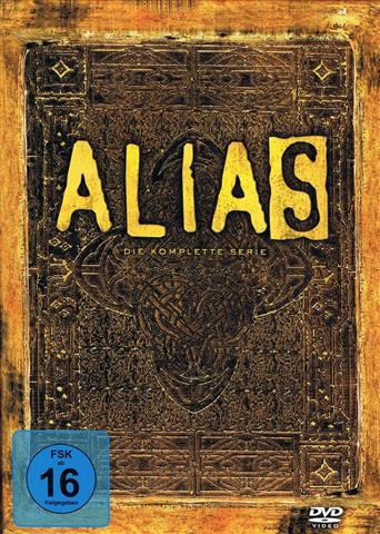 Alias Die Komplette Serie