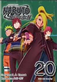 Naruto: Shippuden: Box Set 20