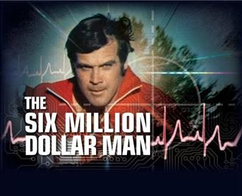 The Six Million Dollar Man: The Complete Collection