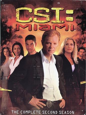 CSI: Miami: The Complete Second Season