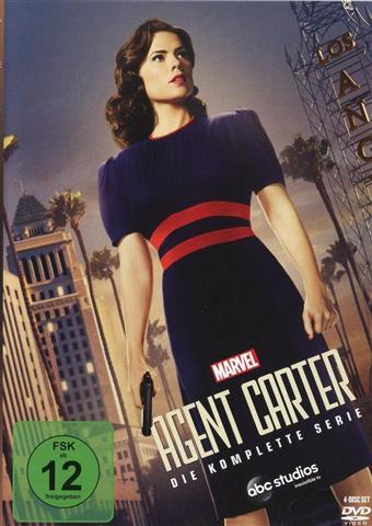8439c6962da Marvel Agent Carter  Die komplette Serie