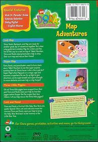 Dora the Explorer: Map Adventures Dora The Explorer Map Adventures Dvd on